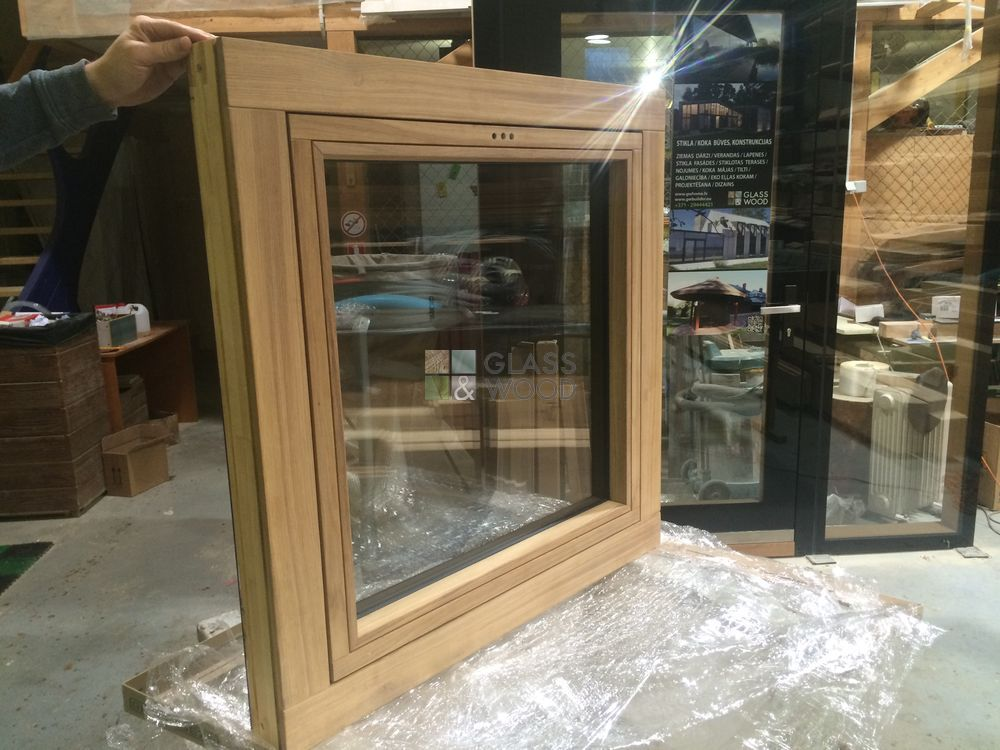 Joinery - wooden windows and doors