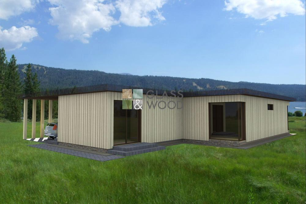 Modular home project