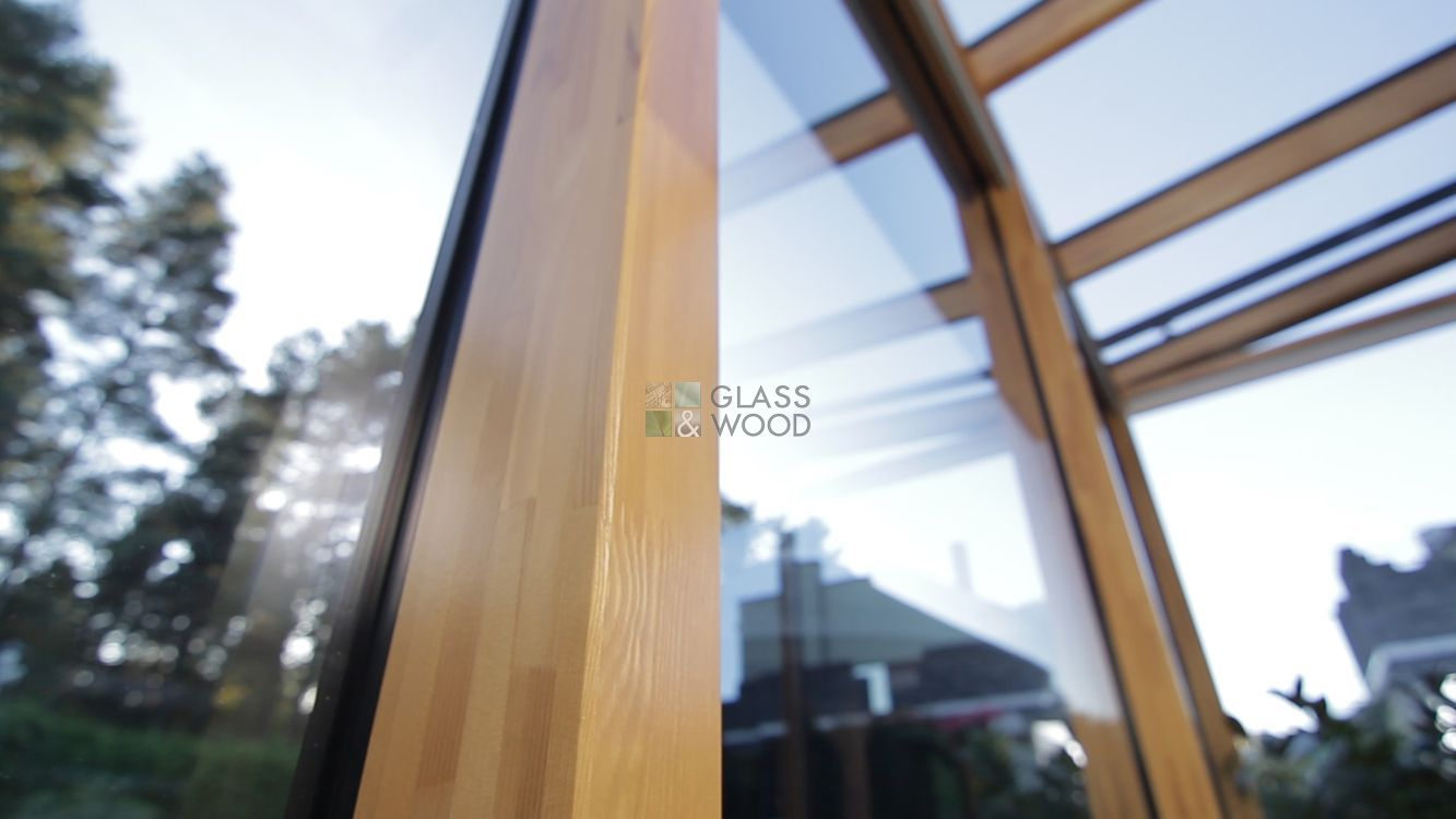 High quality wooden windows