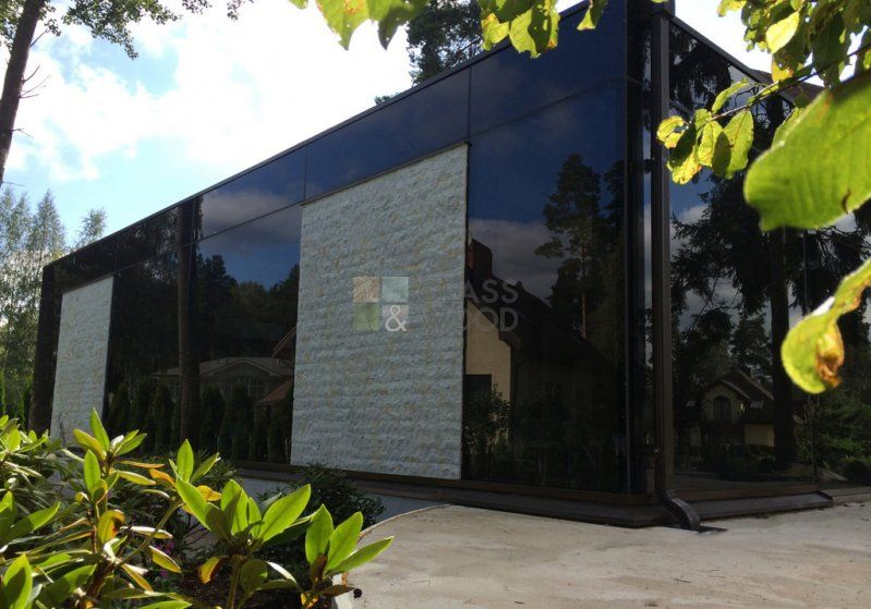 glass house project
